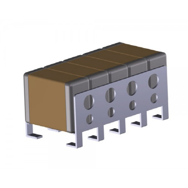 SRT Microcéramique High Capacitance NP0 Capacitor Stack Series